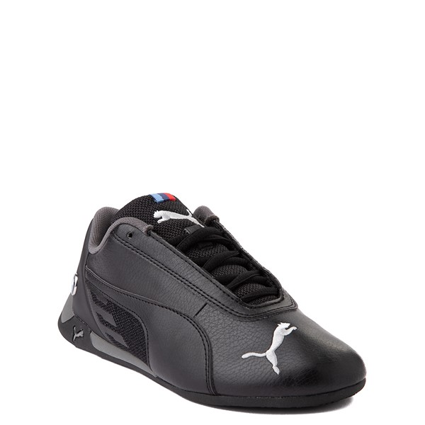 alternate view Puma BMW Replicat Athletic Shoe - Big Kid - BlackALT1