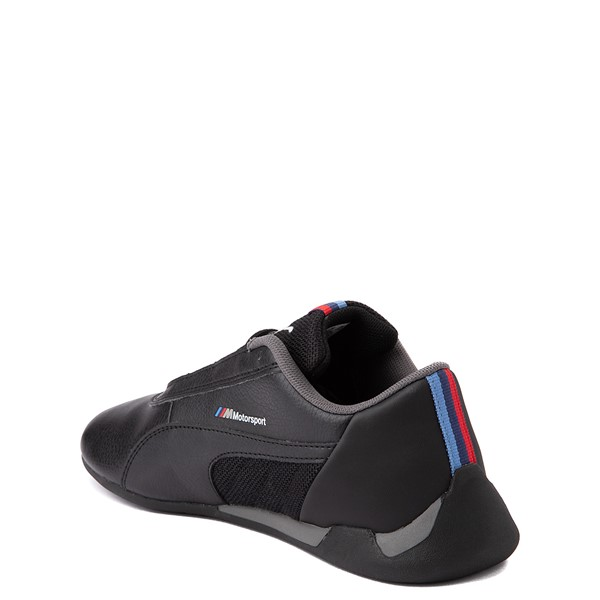 alternate view Puma BMW Replicat Athletic Shoe - Big Kid - BlackALT2