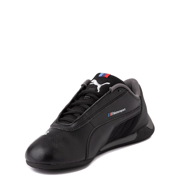 alternate view Puma BMW Replicat Athletic Shoe - Big Kid - BlackALT3