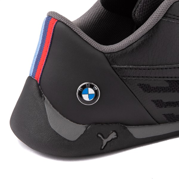 alternate view Puma BMW Replicat Athletic Shoe - Big Kid - BlackALT7