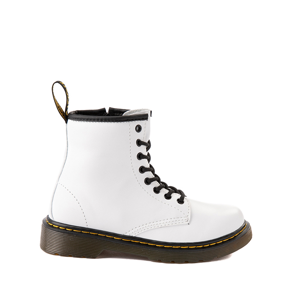 Dr. Martens 1460 8-Eye Boot - Little Kid / Big Kid - White