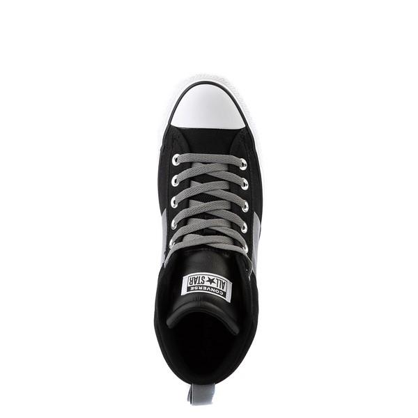 alternate view Converse Chuck Taylor All Star CS Mid Sneaker - Black / MasonALT2