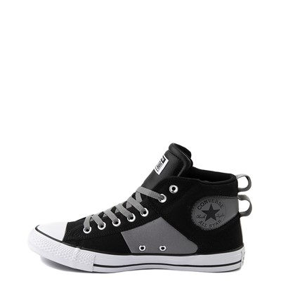 Alternate view of Converse Chuck Taylor All Star CS Mid Sneaker - Black / Mason