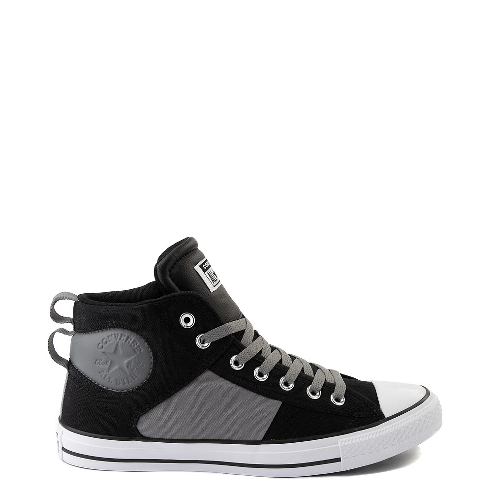 Converse Chuck Taylor All Star CS Mid Sneaker - Black / Mason