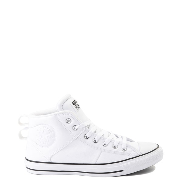 Converse Chuck Taylor All Star CS Mid Sneaker - White