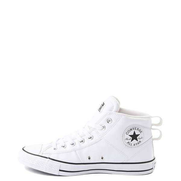alternate view Converse Chuck Taylor All Star CS Mid Sneaker - WhiteALT1