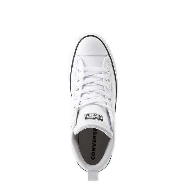 alternate view Converse Chuck Taylor All Star CS Mid Sneaker - WhiteALT2