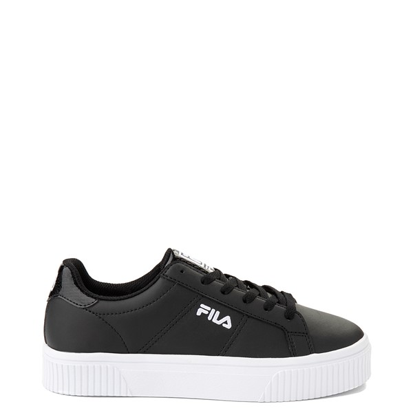Main view of Womens Fila Panache Platform Athletic Shoe - Black