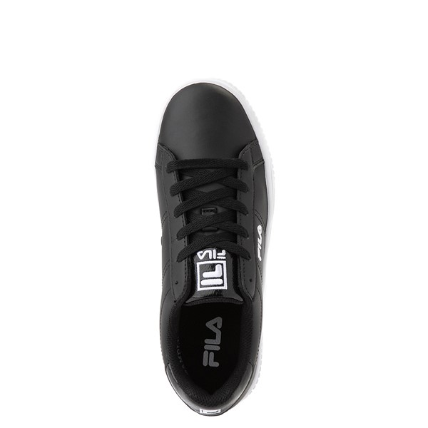 alternate view Womens Fila Panache Platform Athletic Shoe - BlackALT4B