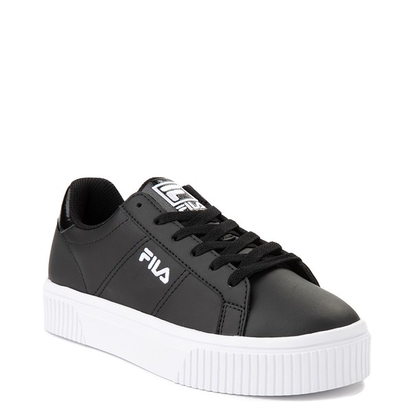 alternate view Womens Fila Panache Platform Athletic Shoe - BlackALT5