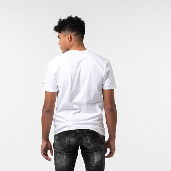 alternate view Mens Champion Heritage Tee - WhiteALT1