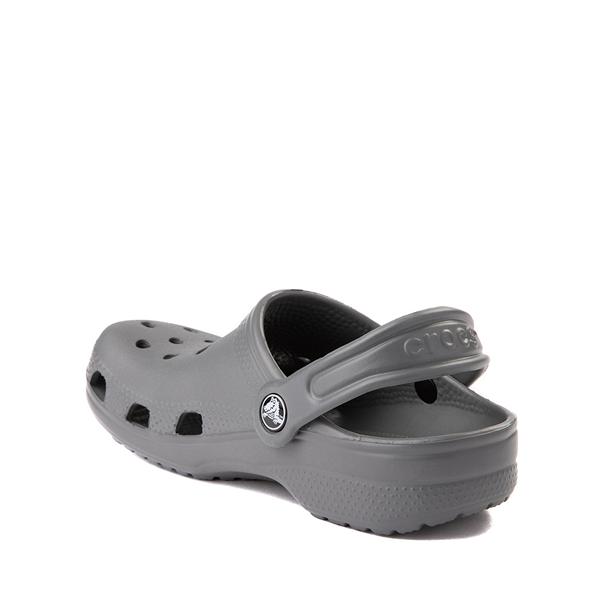 alternate view Crocs Classic Clog - Little Kid / Big Kid - Slate GrayALT1