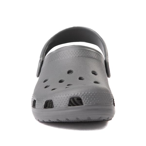alternate view Crocs Classic Clog - Little Kid / Big Kid - Slate GrayALT4