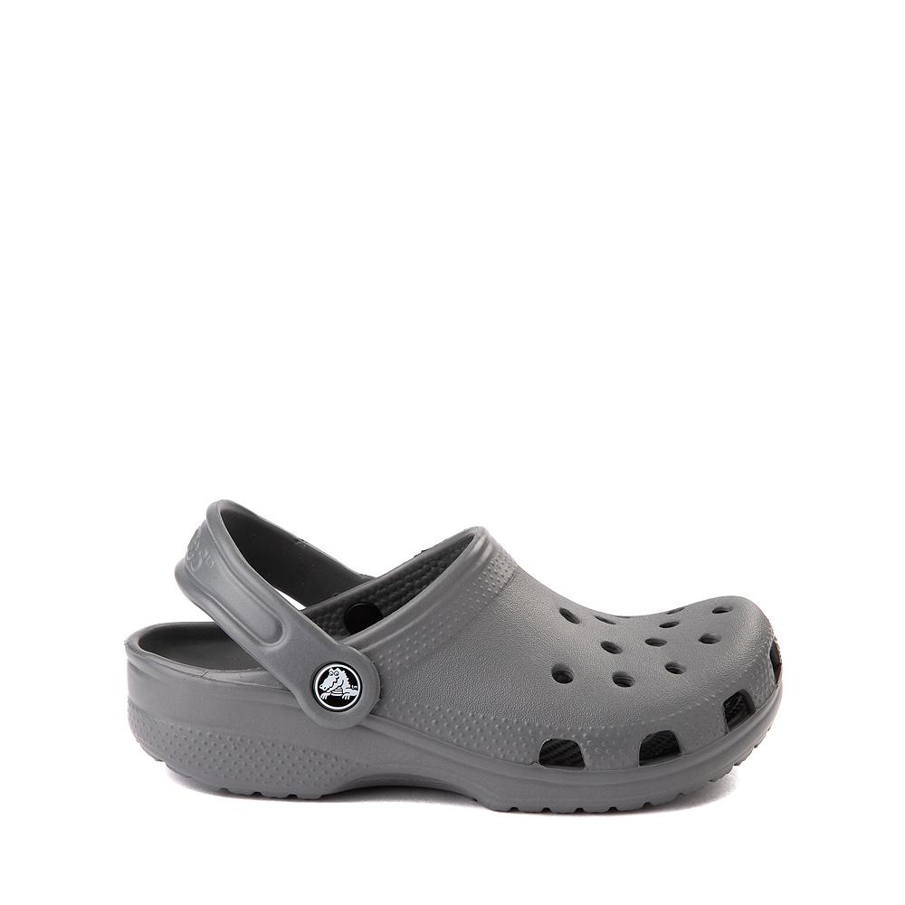 Crocs Classic Clog - Little Kid / Big Kid - Slate Gray