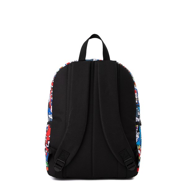 alternate view Super Mario Backpack - MulticolorALT2