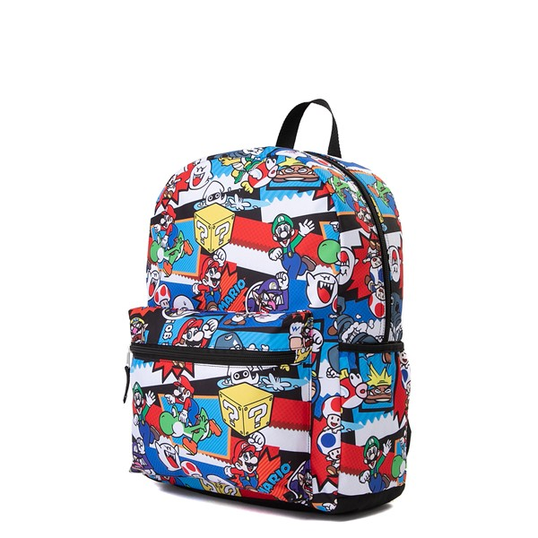 alternate view Super Mario Backpack - MulticolorALT4
