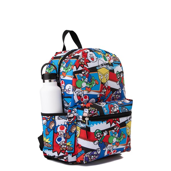 alternate view Super Mario Backpack - MulticolorALT4B