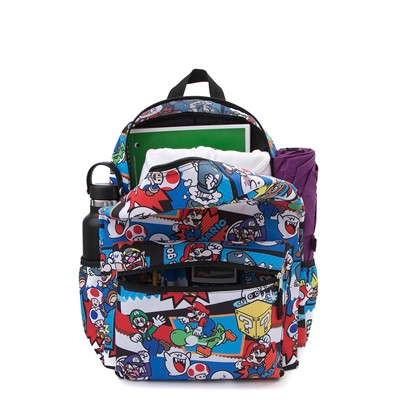 Alternate view of Super Mario Backpack - Multicolor