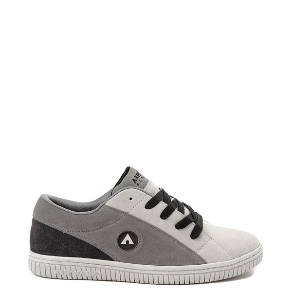 Default view of Mens Airwalk The One Skate Shoe - Gray / Charcoal