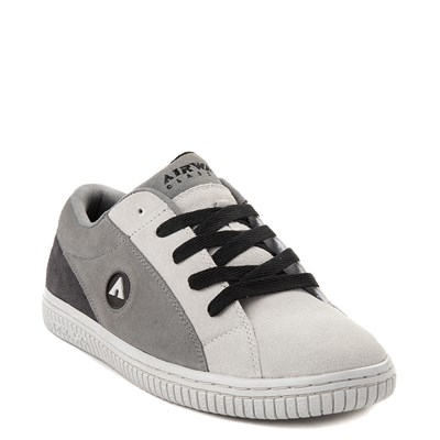 Alternate view of Mens Airwalk The One Skate Shoe - Gray / Charcoal