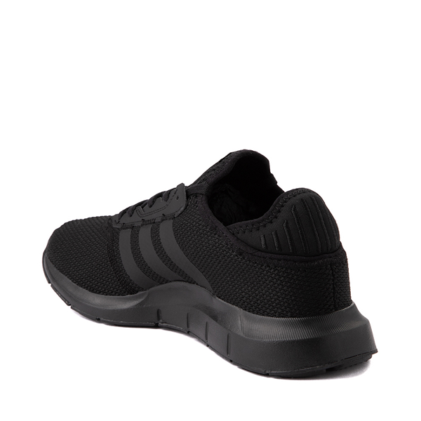 alternate view Mens adidas Swift Run X Athletic Shoe - Black MonochromeALT1