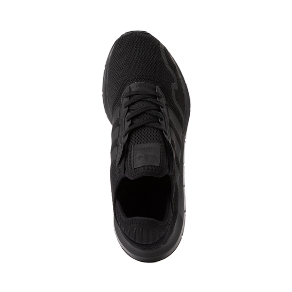 alternate view Mens adidas Swift Run X Athletic Shoe - Black MonochromeALT2