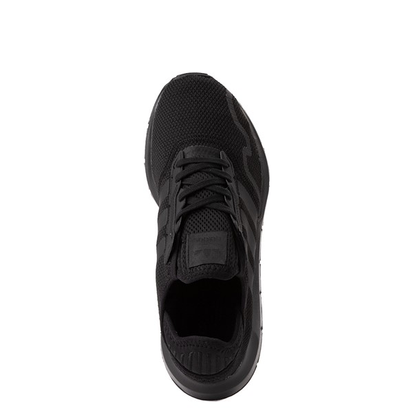 alternate view Mens adidas Swift Run X Athletic Shoe - Black MonochromeALT4B