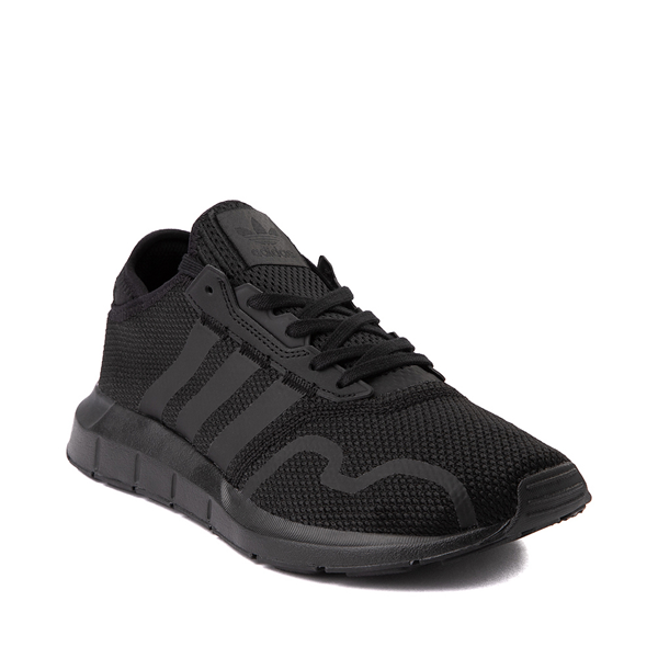 alternate view Mens adidas Swift Run X Athletic Shoe - Black MonochromeALT5