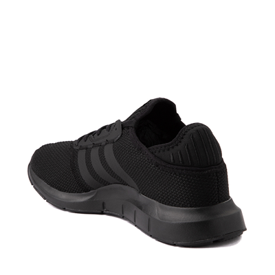 Alternate view of Mens adidas Swift Run X Athletic Shoe - Black Monochrome