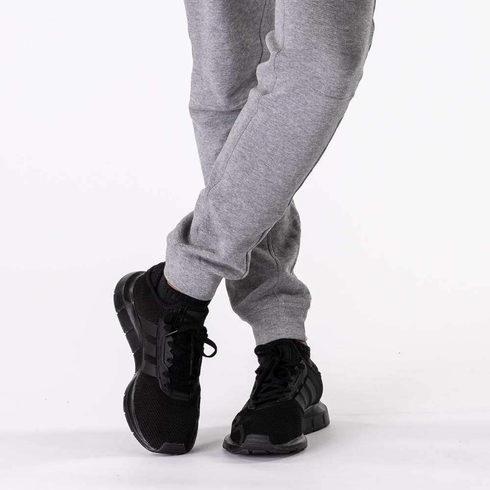 Mens adidas Swift Run X Athletic Shoe - Black Monochrome