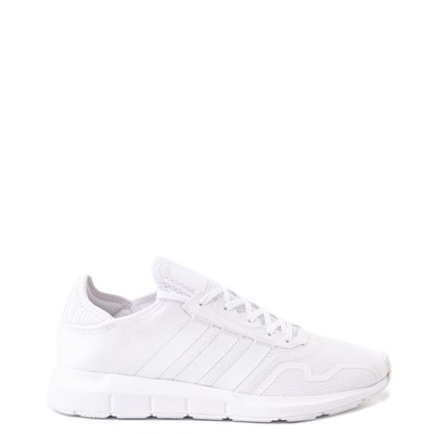 Main view of Mens adidas Swift X Athletic Shoe - White / Monochrome