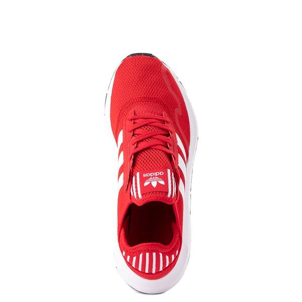 alternate view Mens adidas Swift Run X Athletic Shoe - RedALT4B