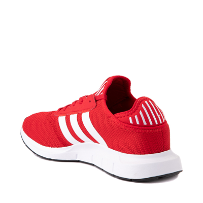 Alternate view of Mens adidas Swift Run X Athletic Shoe - Red