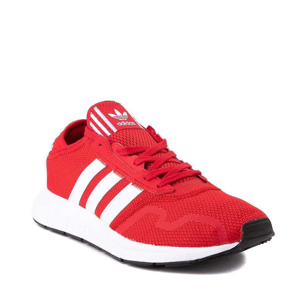 Mens adidas Swift Run X Athletic Shoe - Red