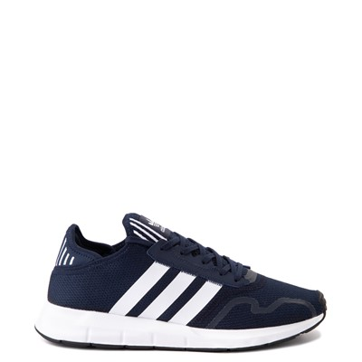 Main view of Mens adidas Swift X Athletic Shoe - Navy / White