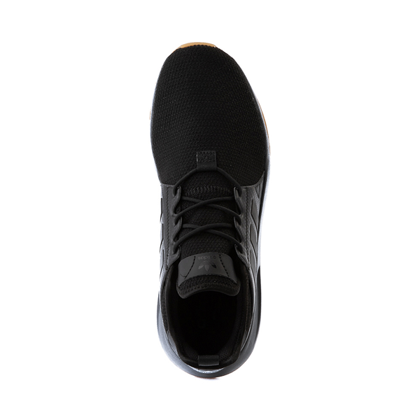 alternate view Mens adidas X_PLR Athletic Shoe - Black / GumALT2