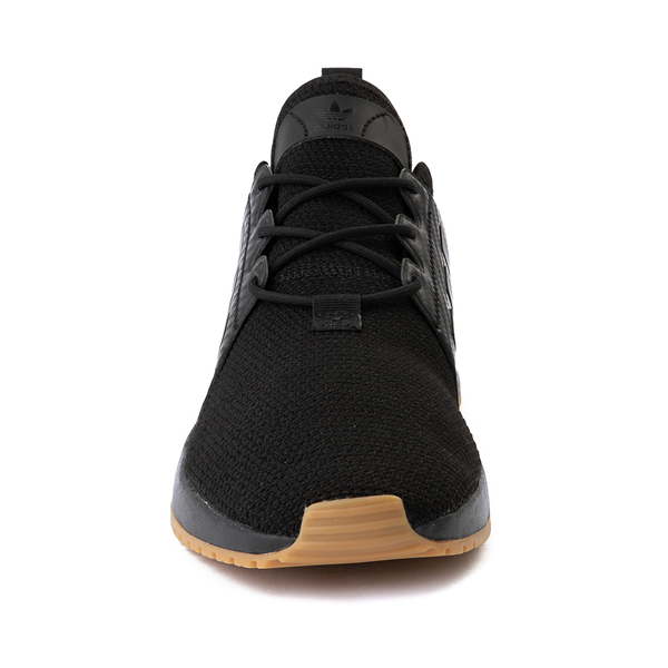 alternate view Mens adidas X_PLR Athletic Shoe - Black / GumALT4