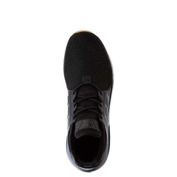 alternate view Mens adidas X_PLR Athletic Shoe - Black / GumALT4B