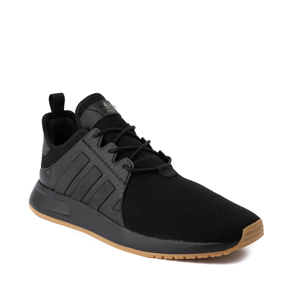 alternate view Mens adidas X_PLR Athletic Shoe - Black / GumALT5
