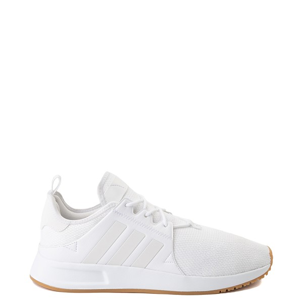Mens adidas X_PLR Athletic Shoe - White / Gum