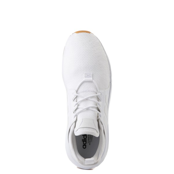 alternate view Mens adidas X_PLR Athletic Shoe - White / GumALT2