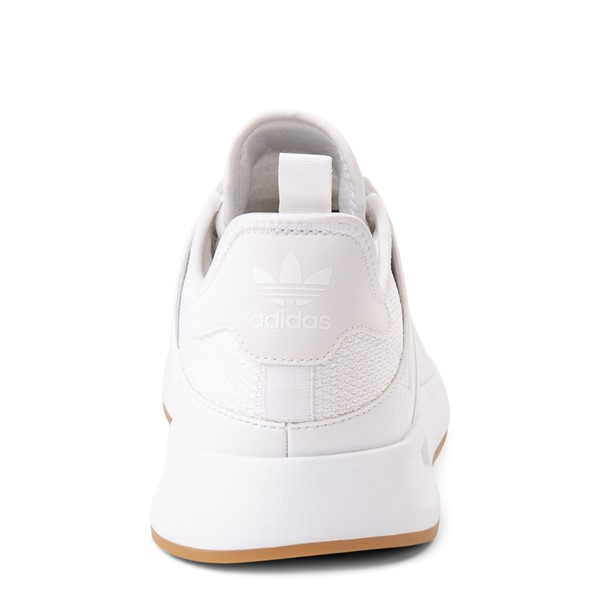 alternate view Mens adidas X_PLR Athletic Shoe - White / GumALT4