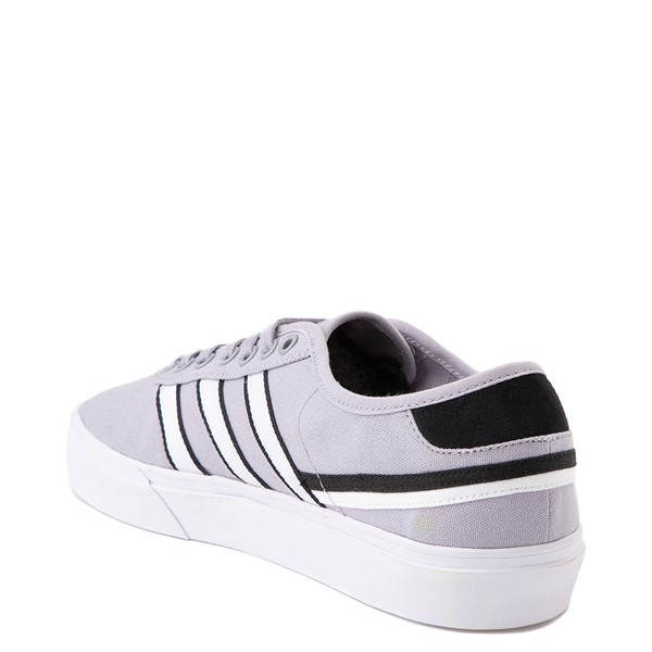 alternate view Mens adidas Delpala Athletic Shoe - GrayALT1
