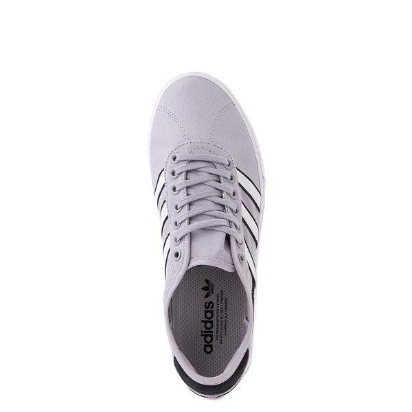 alternate view Mens adidas Delpala Athletic Shoe - GrayALT4B