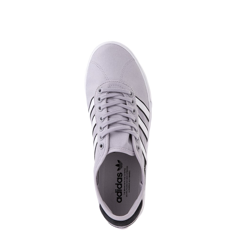 Mens adidas Delpala Athletic Shoe - Gray   Journeys