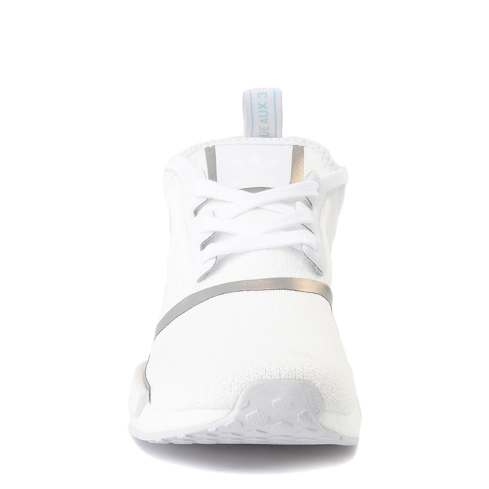 Womens Adidas Nmd R1 Athletic Shoe White Iridescent Journeys
