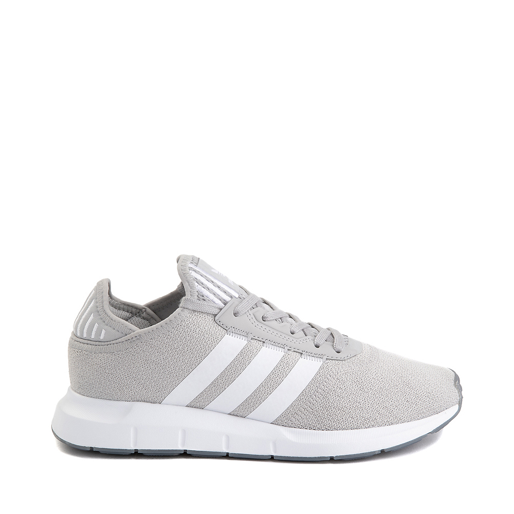 Womens adidas Swift Run X Athletic Shoe - Gray / White