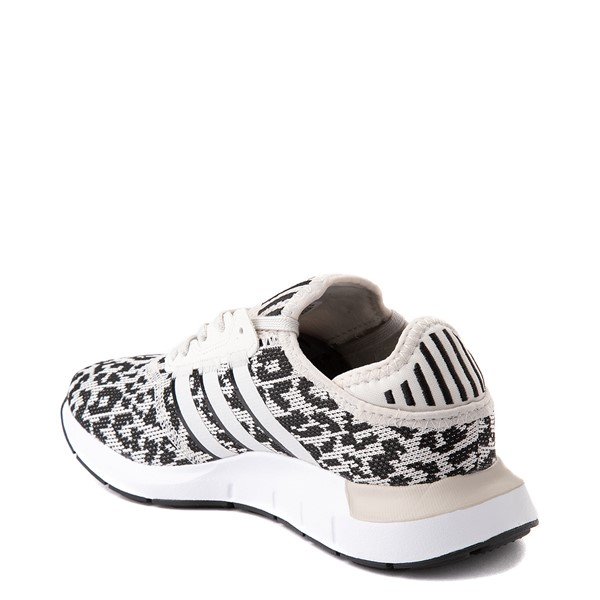 alternate view Womens adidas Swift Run X Athletic Shoe - LeopardALT1