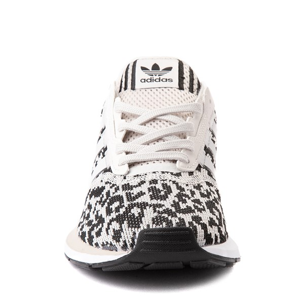 alternate view Womens adidas Swift Run X Athletic Shoe - LeopardALT4