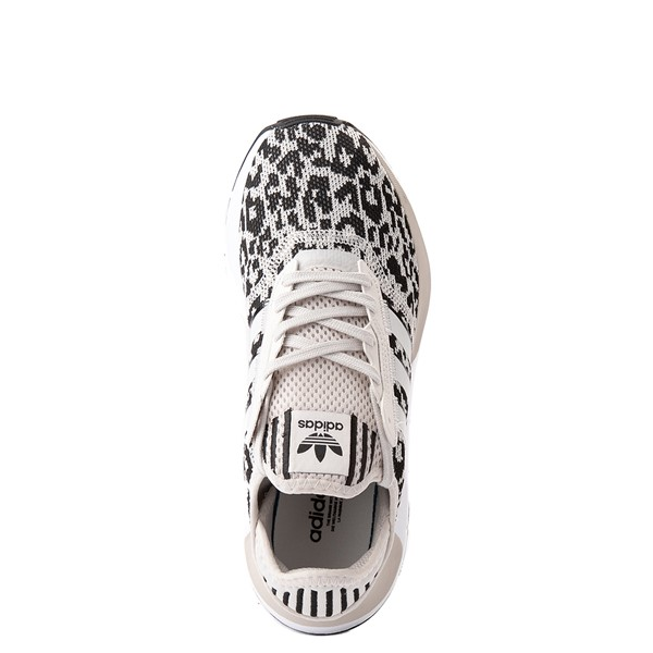 alternate view Womens adidas Swift Run X Athletic Shoe - LeopardALT4B